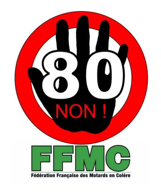 Manifestation anti 80km/h