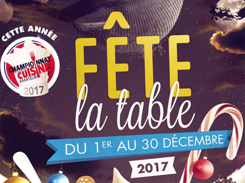 FÊTE LA TABLE : BALADE GOURMANDE