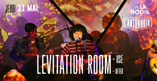 Levitation Room + Usé & After by JP TICO vs JL Presque