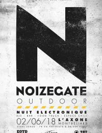 NOIZEGATE OUTDOOR