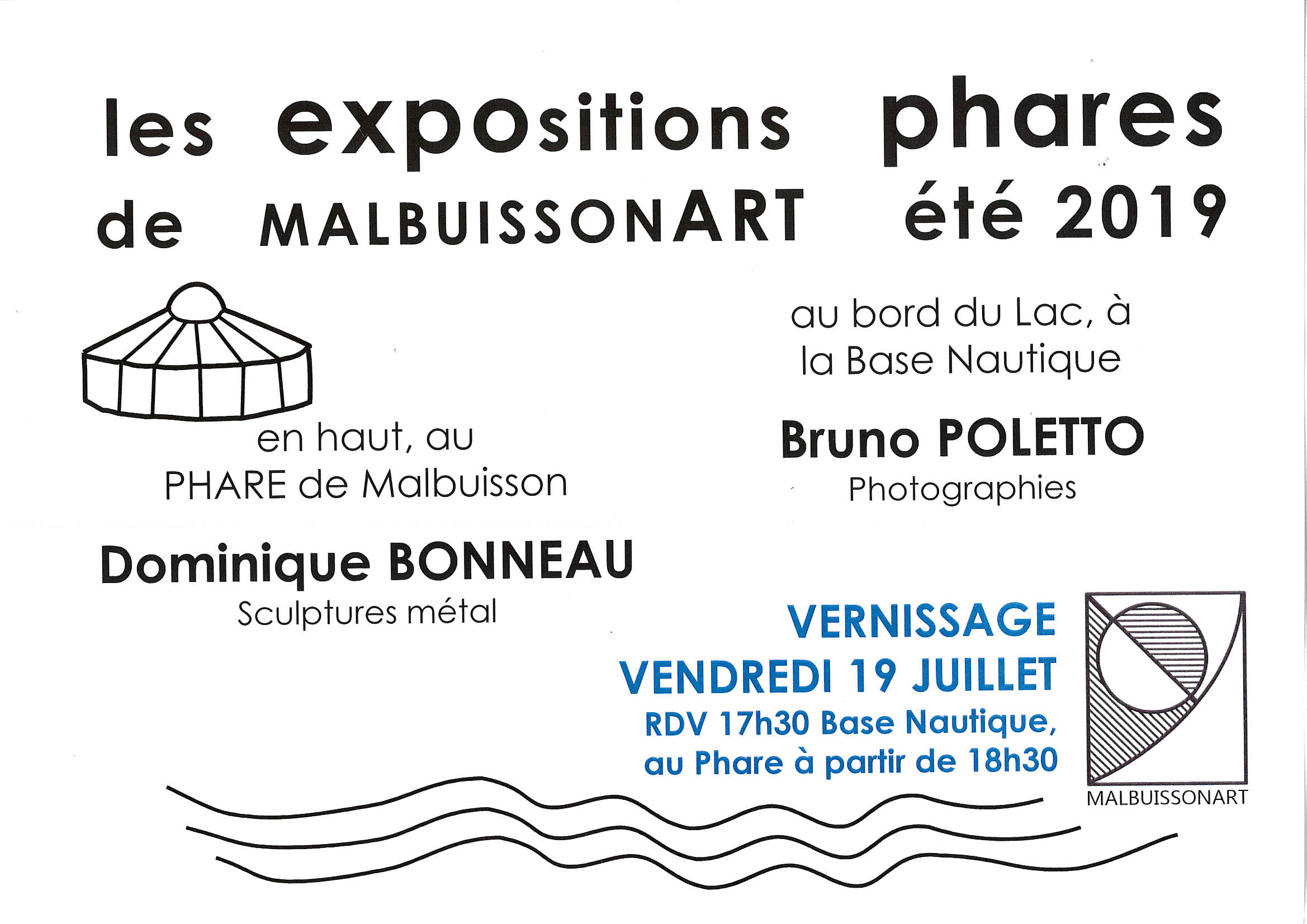 EXPOSITIONS PHARES