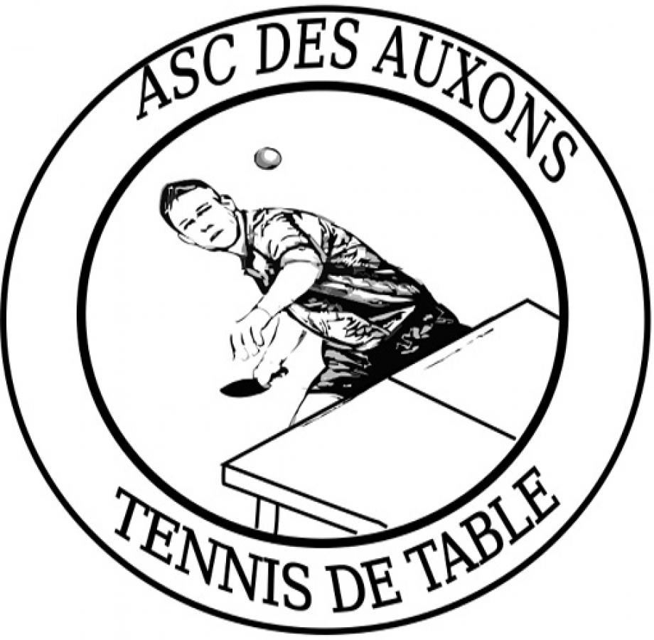 Inscriptions ASC des Auxons Tennis de Table