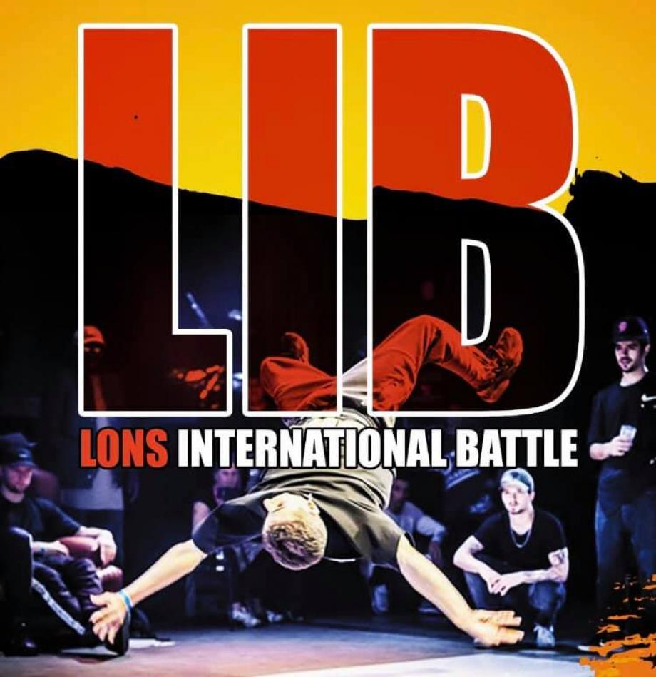 LIB #3 LONS INTERNATIONAL BATTLE