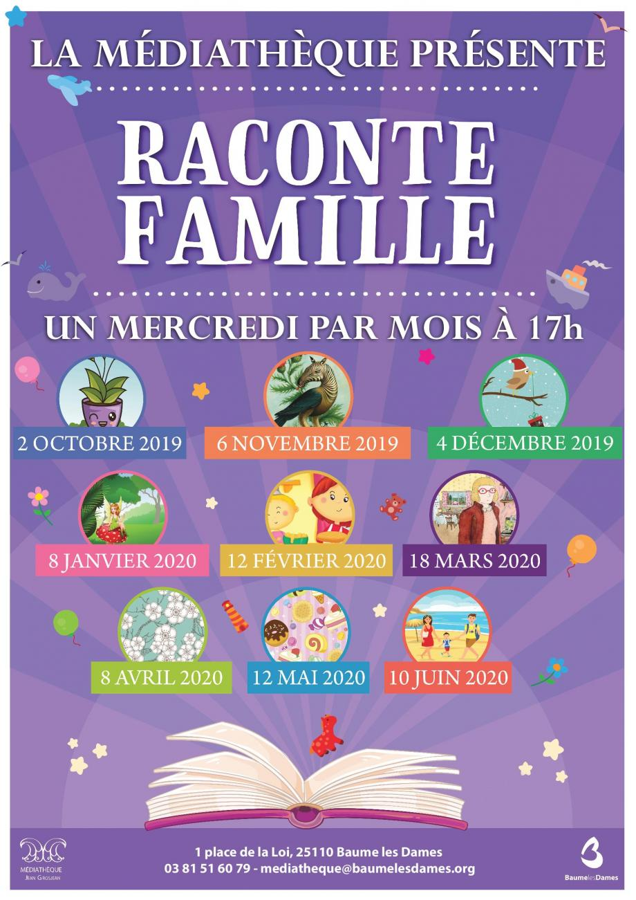 Raconte Famille