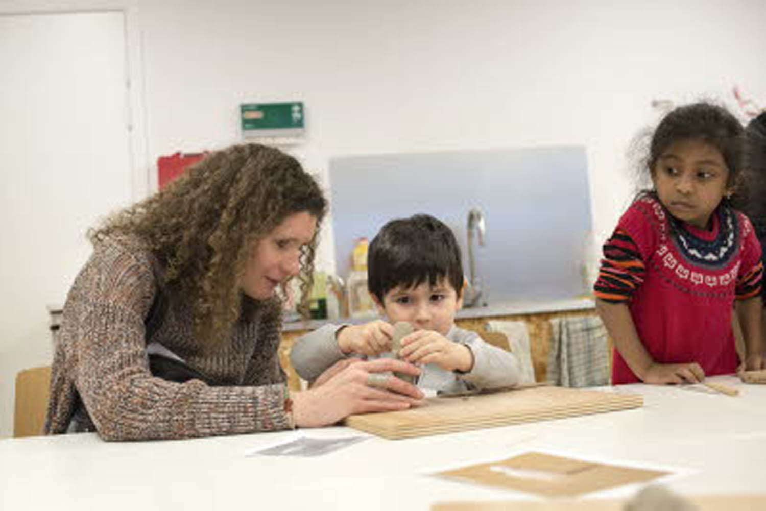 VISITE-ATELIER PARENTS-ENFANTS
